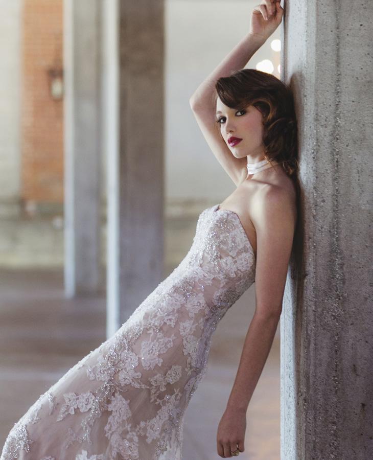 Jacklyn from La Soie Bridal