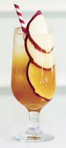Diamonds 75 Signature Cocktail