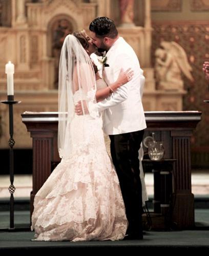Sonia and Jorge ceremony