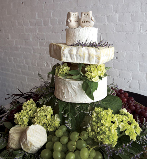 Wedding Cake Cheese