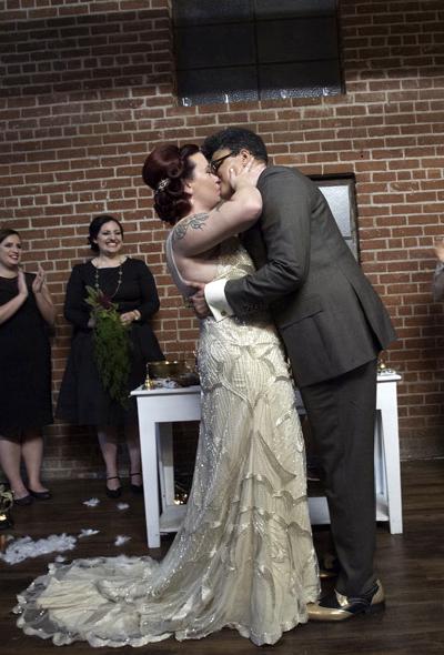 Darcy Totten and Jasper James Wedding
