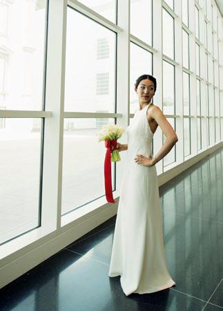 Crocker Art Museum Bride
