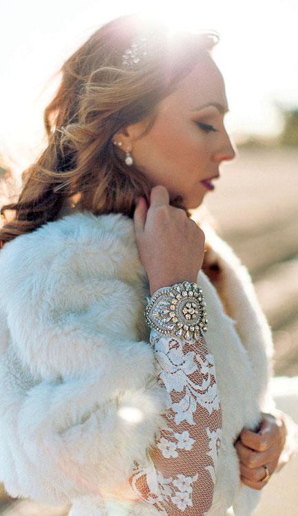 Model: Andrea Wagoner