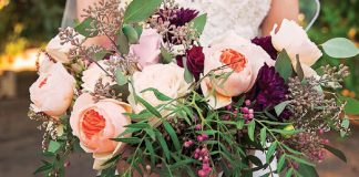 Bouquet trends from Heirlooms and Blooms