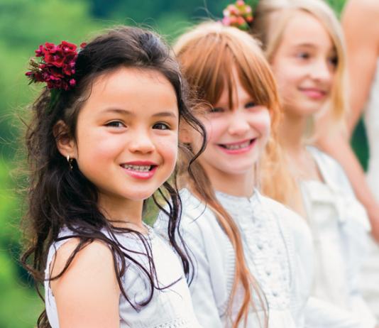 children wedding parties