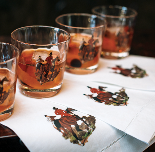 Equestrian Cocktails